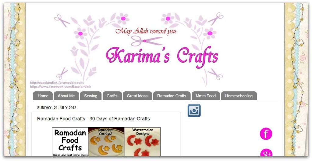 Karimas Crafts
