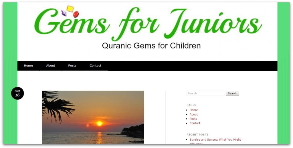gems for juniors
