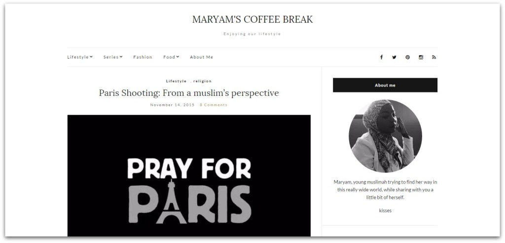 maryams coffee break