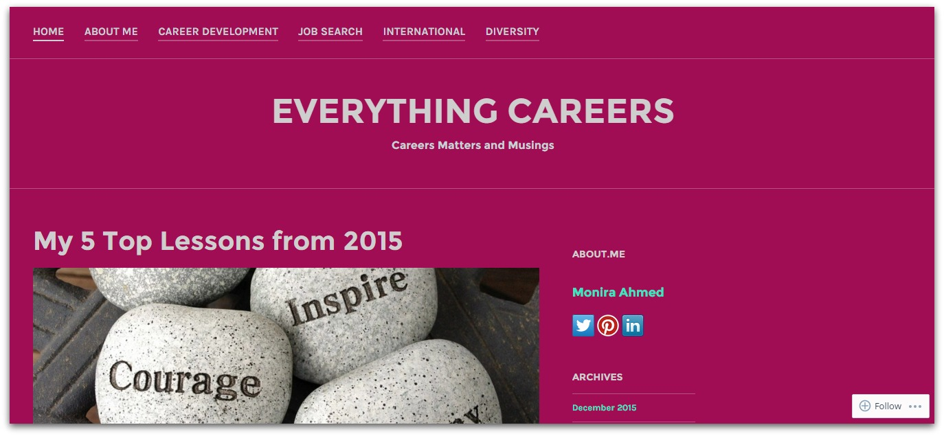 Everything careers