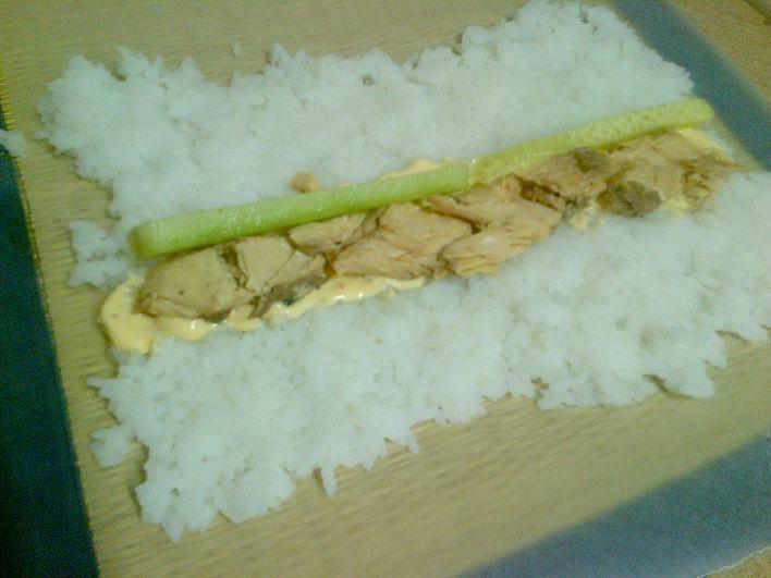 How to make fake sushi