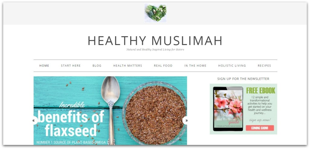 the healthy muslimah
