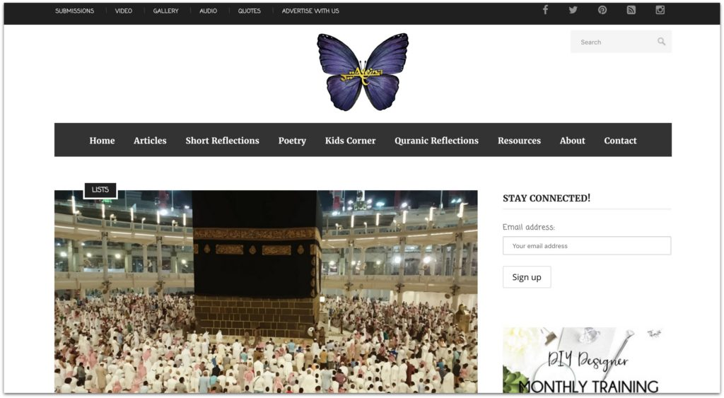 Ayeina 20 quick tips for hajj and umrah