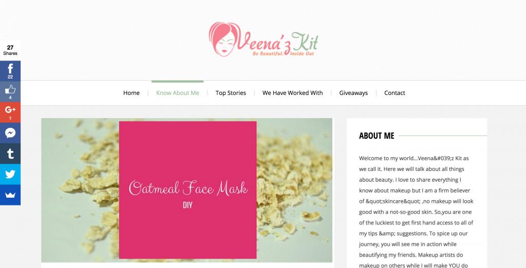 Veena's Kit