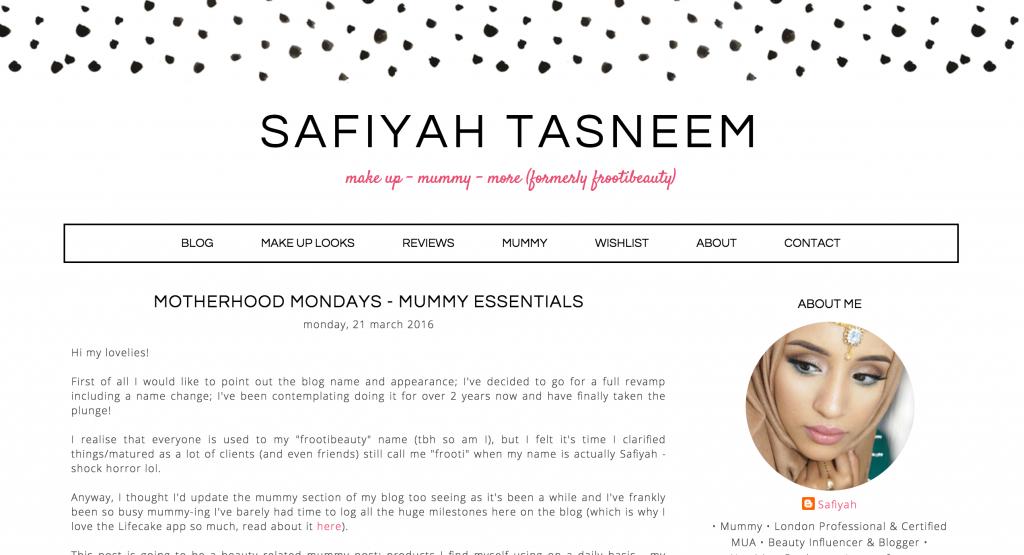 Safiyah Tasneem