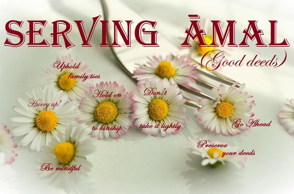 Serving Amal