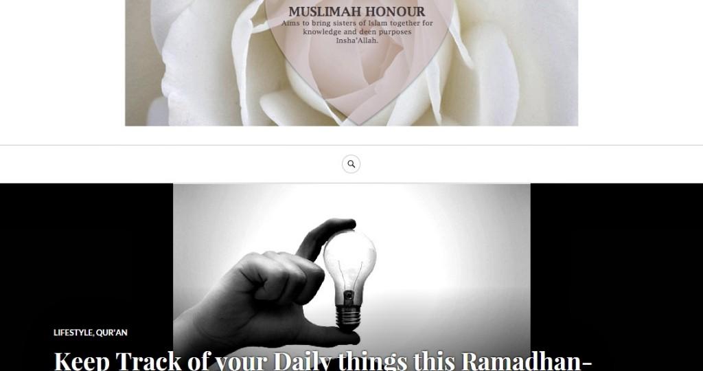 Muslimah Honour