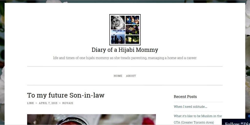 hijabi mommy