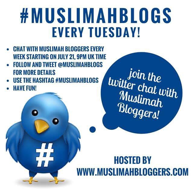 muslimahbloggers twitter chat