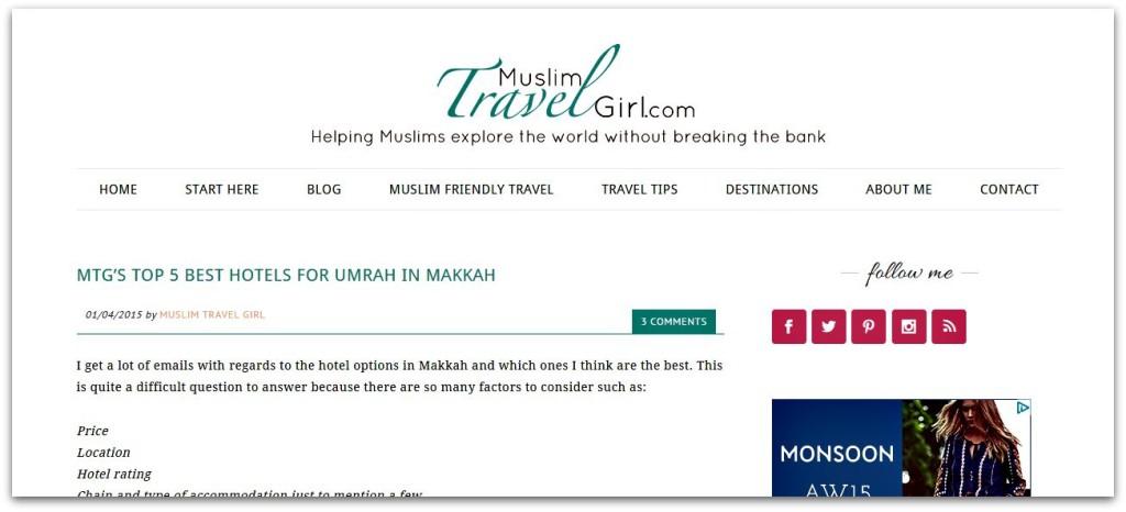 Muslim Travel Guide