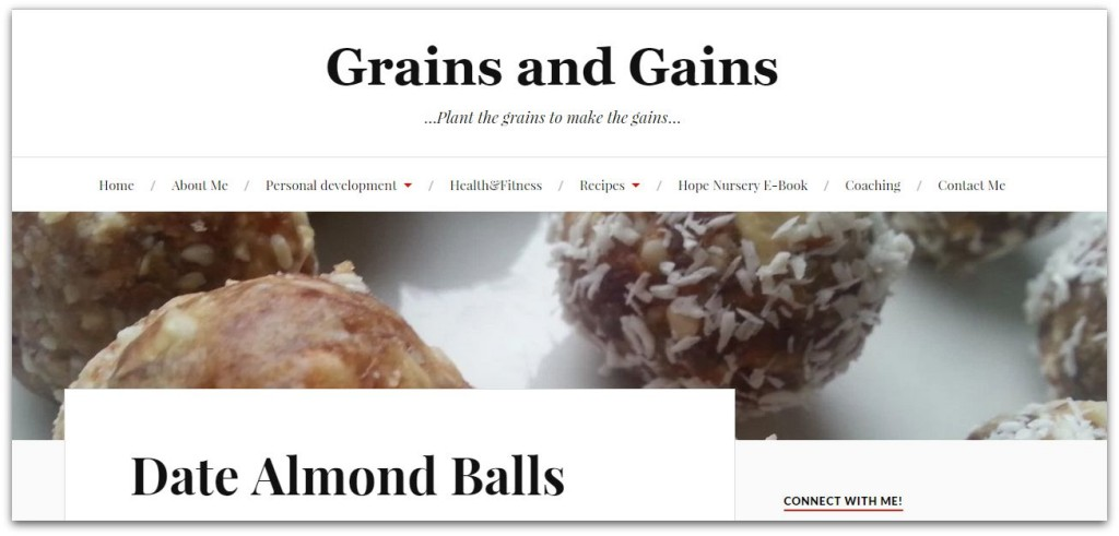 Grains and gains