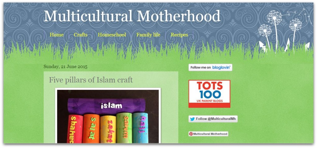 multicultural motherhood