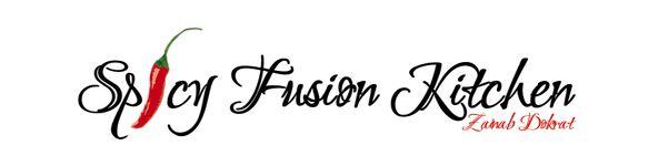 Spicy Fusion Blog Award Winner