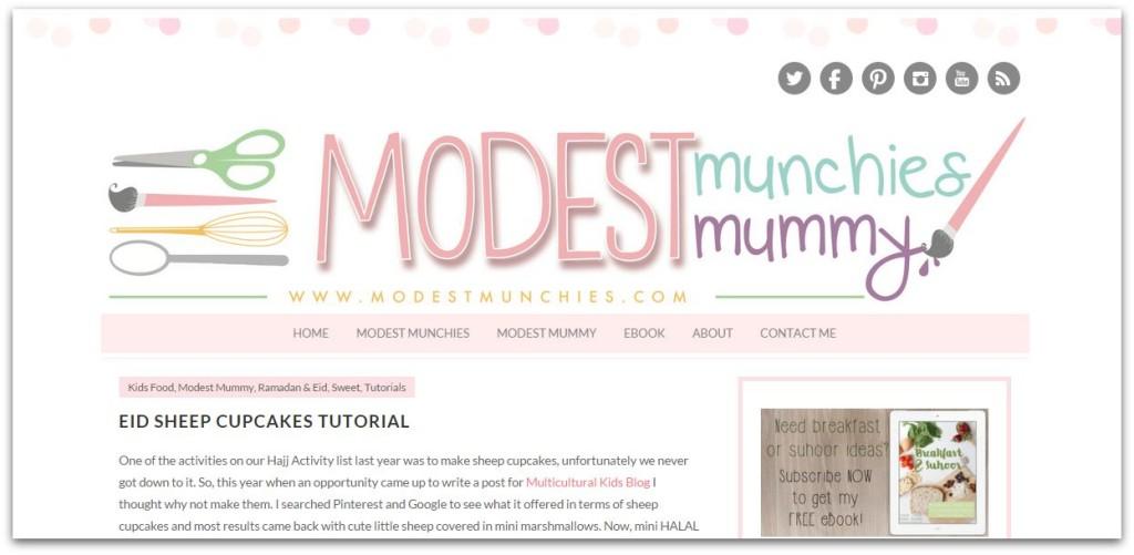 modest Munchies