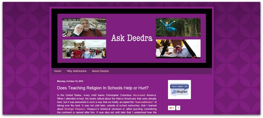 ask deedra