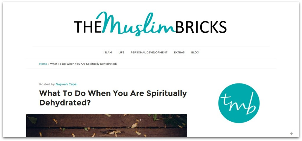 the muslim bricks
