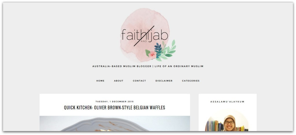 faith hijab