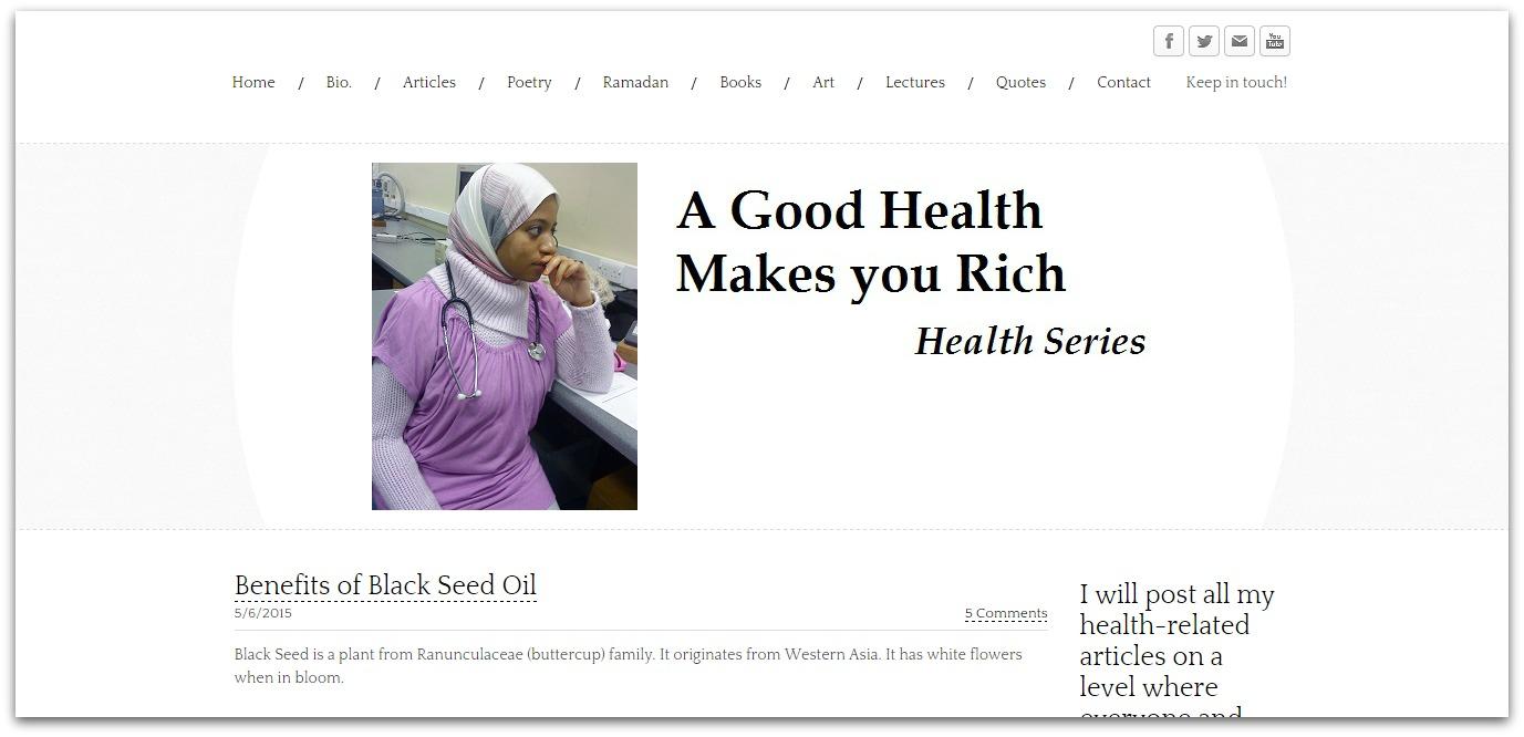 A good health