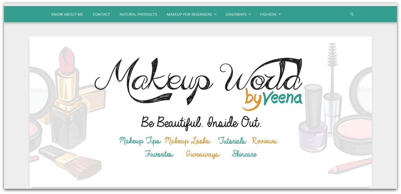 makeup world
