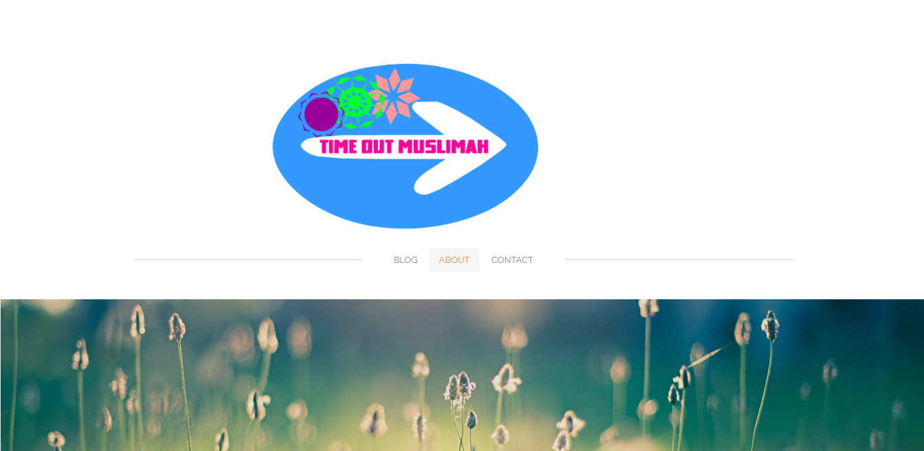 time out muslimah