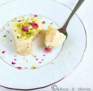 Lebnani Bread Pudding