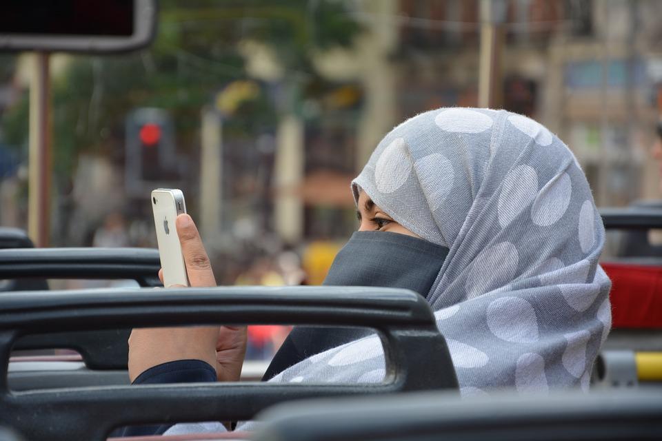 Abaya and niqaab