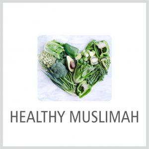 Healthy Muslimah Logo